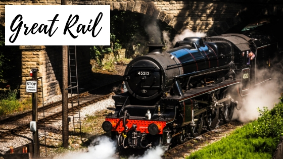Link to Great Rail article